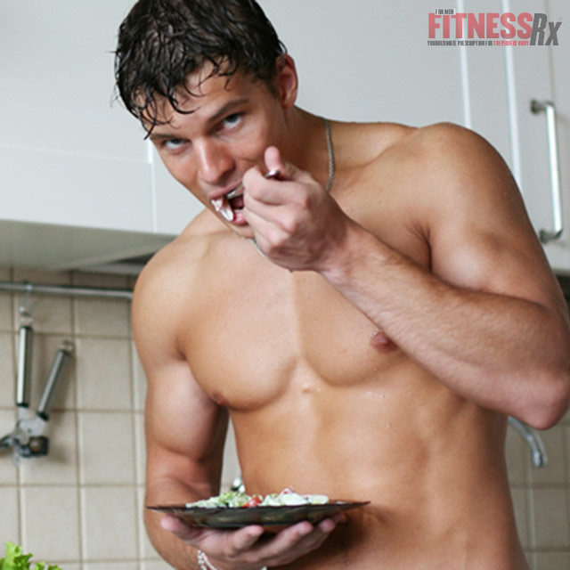 Eating Before Exercise Promotes Fat Loss Fitnessrx For Men