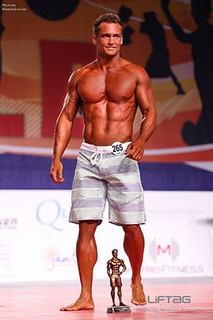 Introducing The Stanimal - IFBB MPD Pro Stanislas de Longeaux