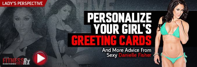 Personalize Your Girl's Greeting Cards