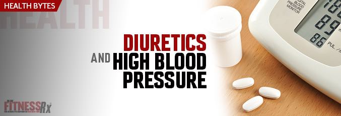 Diuretics and High Blood Pressure