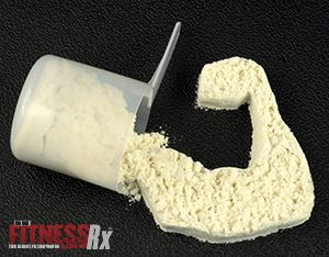 Building Muscle? Soy's Not the Whey