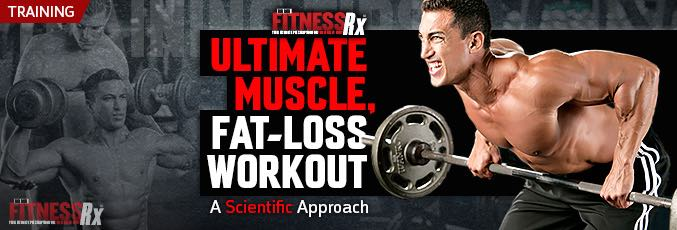 FitnessRx Ultimate Muscle, Fat-loss Workout
