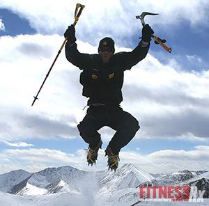 """Ultimate Survivor Alaska"" Fitness Regimen - How Sean Burch Trained For the Nat Geo TV Show"