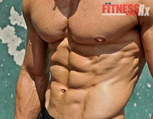 Greg Plitt: Hard 'Core' Training