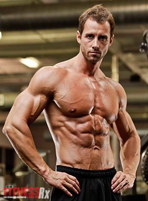 Matus Valent Shows How to Get Wide Shoulders, A Broad Chest, and Chiseled Abs