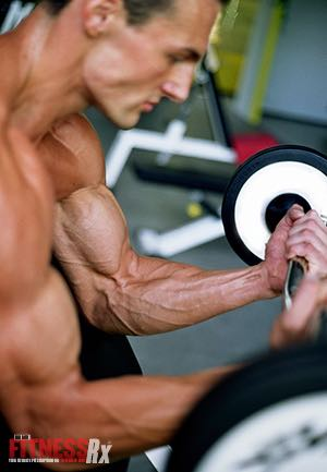 how to build arm muscle in 2 weeks