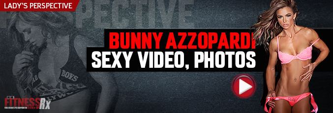 Bunny Azzopardi Sexy Video, Photos