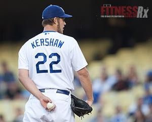 Clayton Kershaw – Cy Young Award-Winning Workout -  Los Angeles Dodgers Ace Trains Hard and Often