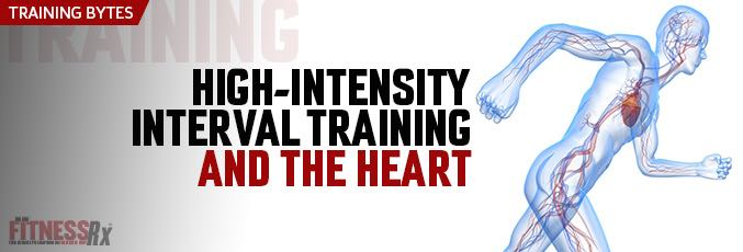 High-Intensity Interval Training and the Heart