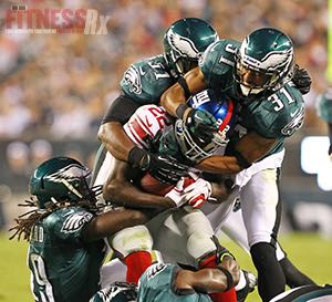 Pugilism, Gridiron Style - Philadelphia Eagles CB Curtis Marsh Implements Boxing