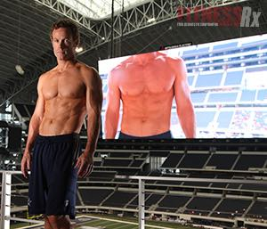 Shy Anderson: Dallas Cowboy Super Executive VP - Scoring a Fitness Touchdown