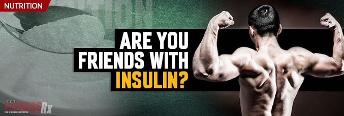 Are You Friends With Insulin?