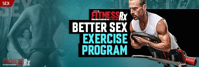 Is sex part of exercise