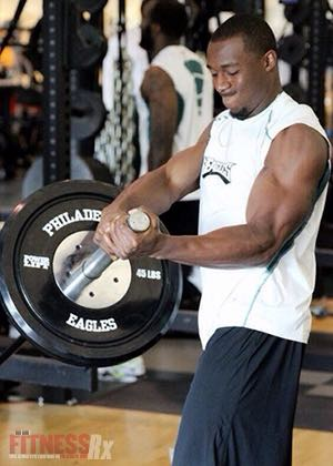 Brandon Boykin Lower Body Workout - Philadelphia Eagles CB Hits It Hard For Strength & Mobility