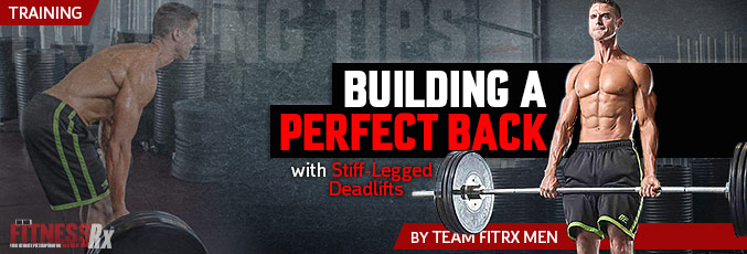 Building a Perfect Back  with Stiff-leg Deadlifts