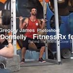Joe Donnelly Sept. Cover Shoot - Behind-The-Scenes Video By Gregory James