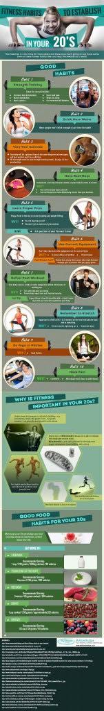 Fitness-Habits-Infographic