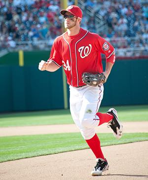 Compound Movements For Bryce Harper - Slugging Washington Nationals Outfielder's Workout