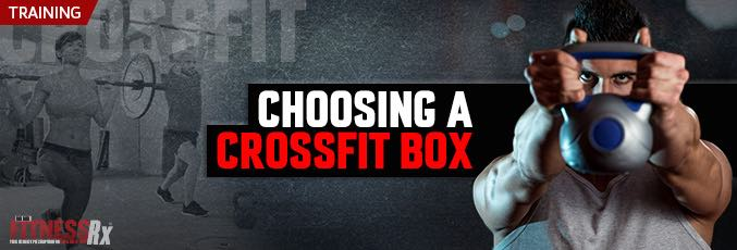 Choosing a CrossFit Box