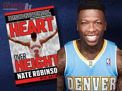 "Basketball is a Slam Dunk - 5'9"" Nate Robinson of the Denver Nuggets"