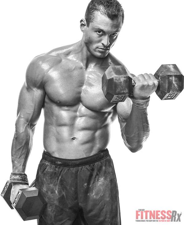 Work the Biceps Brachii & Brachialis