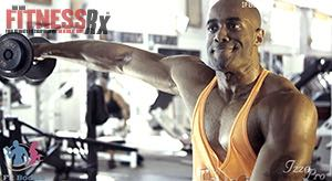 Back and Shoulders Training Video - IFBB Pro Regie Simmons Motivational Workout