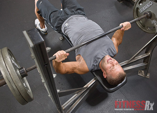 How to Bench Press 300 Pounds