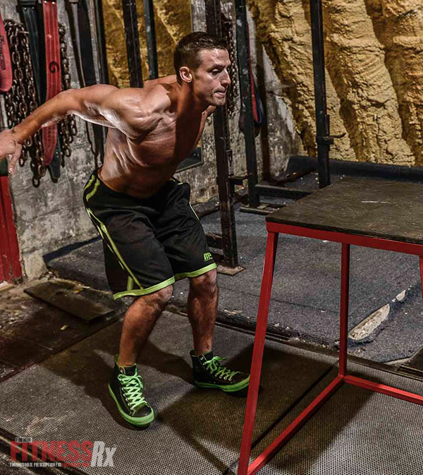 Box Jumps for Cardio and Performance