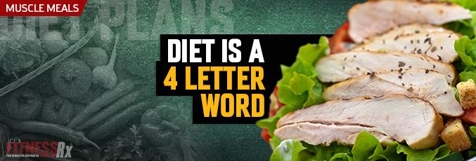 Diet is a 4-Letter Word