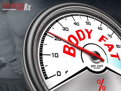 How to reduce your body fat percentage