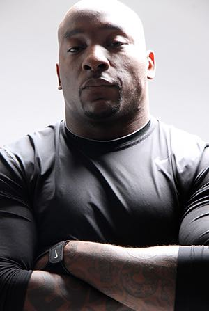 Indianapolis Colts DE/LB Robert Mathis Workout