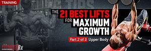 The 21 Best Lifts for Maximum Growth - The 21 Best Lifts for Maximum Growth