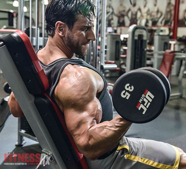 8-Week High Volume Bicep Buster