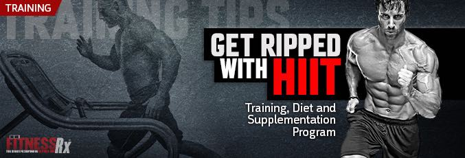 Get Ripped with HIIT