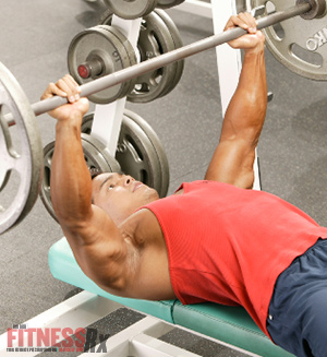 The Best Lifts for Chiseled Chest - BENCH PRESS