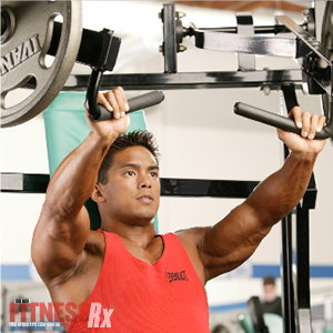 The Best Lifts for Chiseled Chest - INCLINE HAMMER PRESS