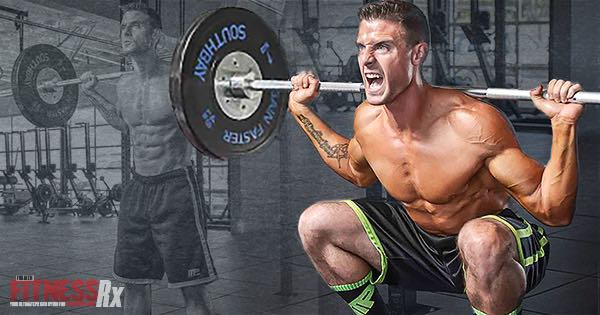 The Big Three Workout Fitnessrx For Men