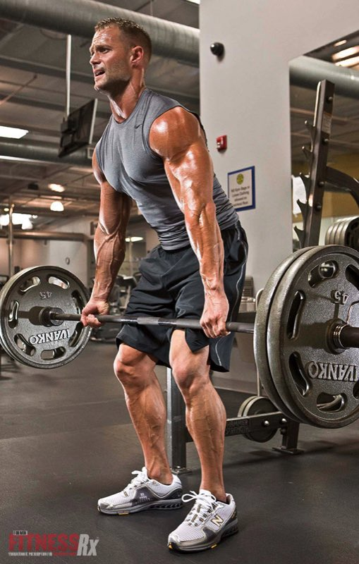 Deadlifts For Building A Strong Back