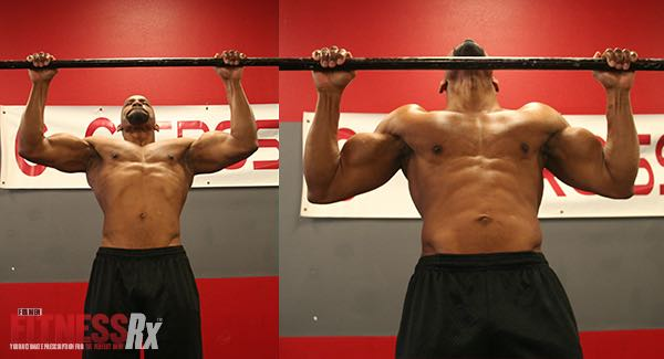 4.321 Pull-ups in 21 Hours - Pull-up Phenom Mark Jordan