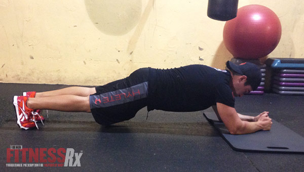 5 Planks You Need To Try - Spice Up Your Ab Workouts With These Advanced Front Planks - The Long-Lever Posterior-Tilt Plank
