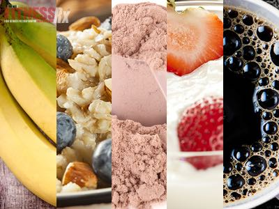 The 5 Best Pre-Workout Foods