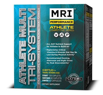 Athlete Competitive Series - Athlete Multi Tri-System