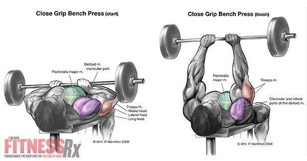 smith machine bench press vs regular bench press