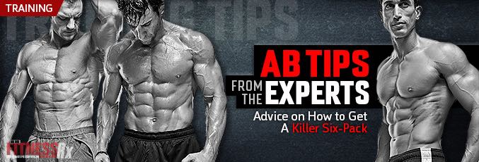 Ab Tips From The Experts