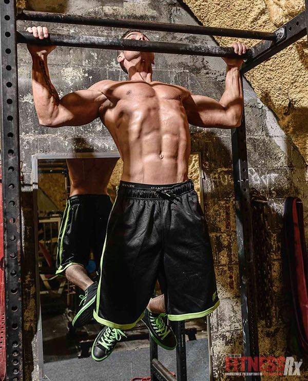 The Body Fat Shocker Workout - Boost testosterone, burn body fat and build muscle