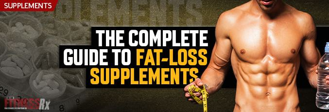 The Complete Guide To Fat-Loss Supplements