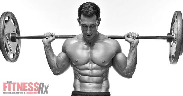 The Total-Body Dynamic Tension Workout - Maximum Muscle Growth In Just 3 Days A Week