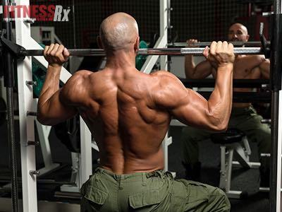 Free Weights Vs Smith Machine Fitnessrx For Men