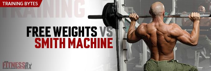 Free Weights vs Smith Machine