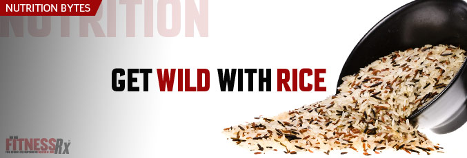 Get Wild With Rice